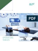 ALVO_Operating_tables