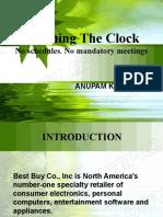MPO PRESENTATION Smashing The Clock