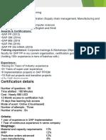 SAP PP_Demo PPT