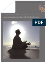 Researching meditation Clinical applications in healthcare Diversity