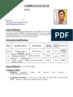 Sudarshan_CV