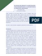 APROXIMACIÓN AL ESTUDIO DEL DOBLAJE Y LA SUBTITULACIÓN