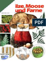 Band 033 Pilze, Moose und Farne