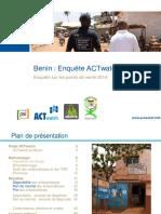 Benin PowerPoint 2014 (French)