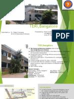 TERI-Bangalore-pptx