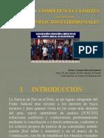 charla JUSTICIA DE PAZ