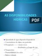 As disponibilidades hídricas.pptx