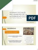 SISTEMAS SOCIALES PROVENIENTES DE LA MODERNIDAD OCCIDENTAL_14_09_2019A