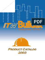 Buildex 2003 cat