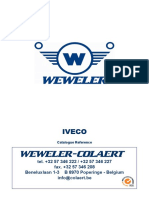 Рессоры - Weweler(IVECO)