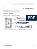Machine controller download manual_-9Excavators Wheel loader_HCE-DT_English(100723)