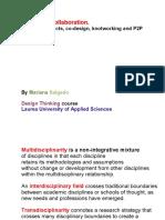 Designing Collaboration