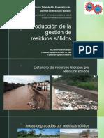 Introducción de la gestión de residuos sólidos.pptx