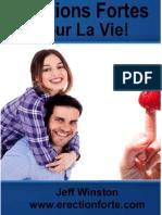 Erections Fortes Pour La Vie Par Jeff Winston PDF Gratuit