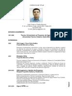 Técnico en  Proyectos de Ingeniería. USM_Juan Padilla B.doc
