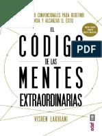 1 EL CODIGO DE LAS MENTES EXTRAORDINARIAS.pdf