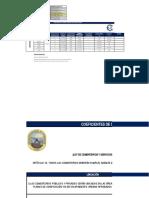 GRUPO 11 COEFICIENTES DE DISEÑO URBANO AREAS VERDES, RECREACIÓN Y CEMENTERIO 1