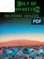 Theodore Roszak - The Cult of Information