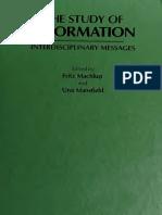 Fritz Machiup & Una Mansfield - The Study of Information