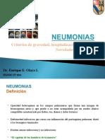 NEUMO_Neumonias_Dr. Olaya 2014