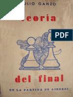 Teoria del final en la partida de ajedrez - Ganzo (1957).pdf