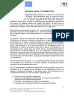 8. CUESTIONARIO DE SALIDA STS MATEM+üTICAS