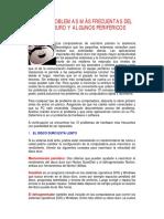 LOS 10 PROBLEMAS MÁS FRECUENTES DEL DISCO DURO Y ALGUNOS PERIFERICOS