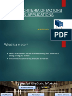 selectioncriteriaofmotorsforvariousapplications-171027041139