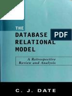 C. J. Date - The Database Relational Model