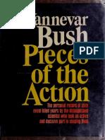Vannevar Bush - Pieces of the Action