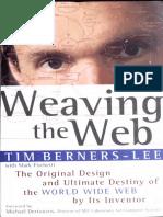 Tim Berners-Lee - Weaving the Web (HarperSanFrancisco)
