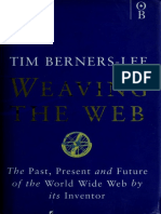 Tim Berners-Lee - Weaving the Web (Orion Business)