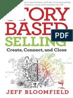 storytelling sales - jeff Bloomfield