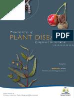 Pictorial Atlas of Plant Diseases in Tasmania