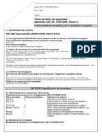 HDS, WD-40-SPECIALIST-Lubricante-Seco-