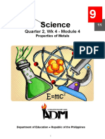 Science9_Q2_Mod4_PropertiesofMetals_Version2.docx