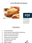 panera bread case analysis Panera bread company case study  when an overall analysis over financial  in future panera bread company should structure its operations.