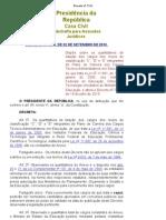 Decreto nº 7311