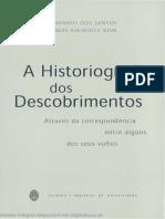 A Historiografia dos decobrimentos