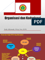 Organisasi dan Kaderisasi SOSIALISASI DPK SE GARUT