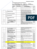 PROGRESSIONS  P-MISE (2012-2013)