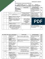 PROGRESSIONS 2nde F23 (2009-2010)