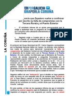 Nota Pp Carlos Negreira Infraestructuras - Martes 15 Febrero