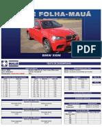 Teste Folha-Mauá - BMW X6m