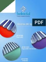 Catalogo de Telhas