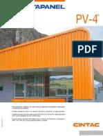 Catálogo de Placas PV-4