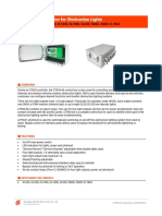 CTRS4-6A Control Box for Obstruction Lights_datasheet_v202008