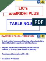 Samridhi Plus PPT