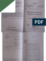 Ioan Scurtu - Ideologie Si Formatiuni de Dreapta, Vol V
