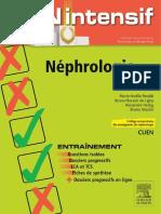 Néphrologie ECN intensif
